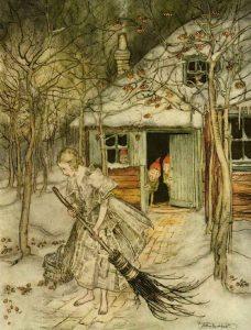 Arthur Rackham, Fairy Tales